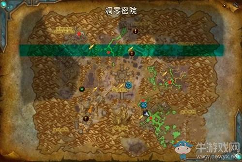 《魔兽世界》9.0主要渔点介绍