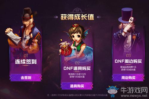《DNF》2021大会员 玩家全线回馈