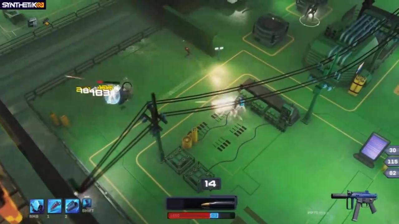 最新演示《合成人2》8月19日正式发售