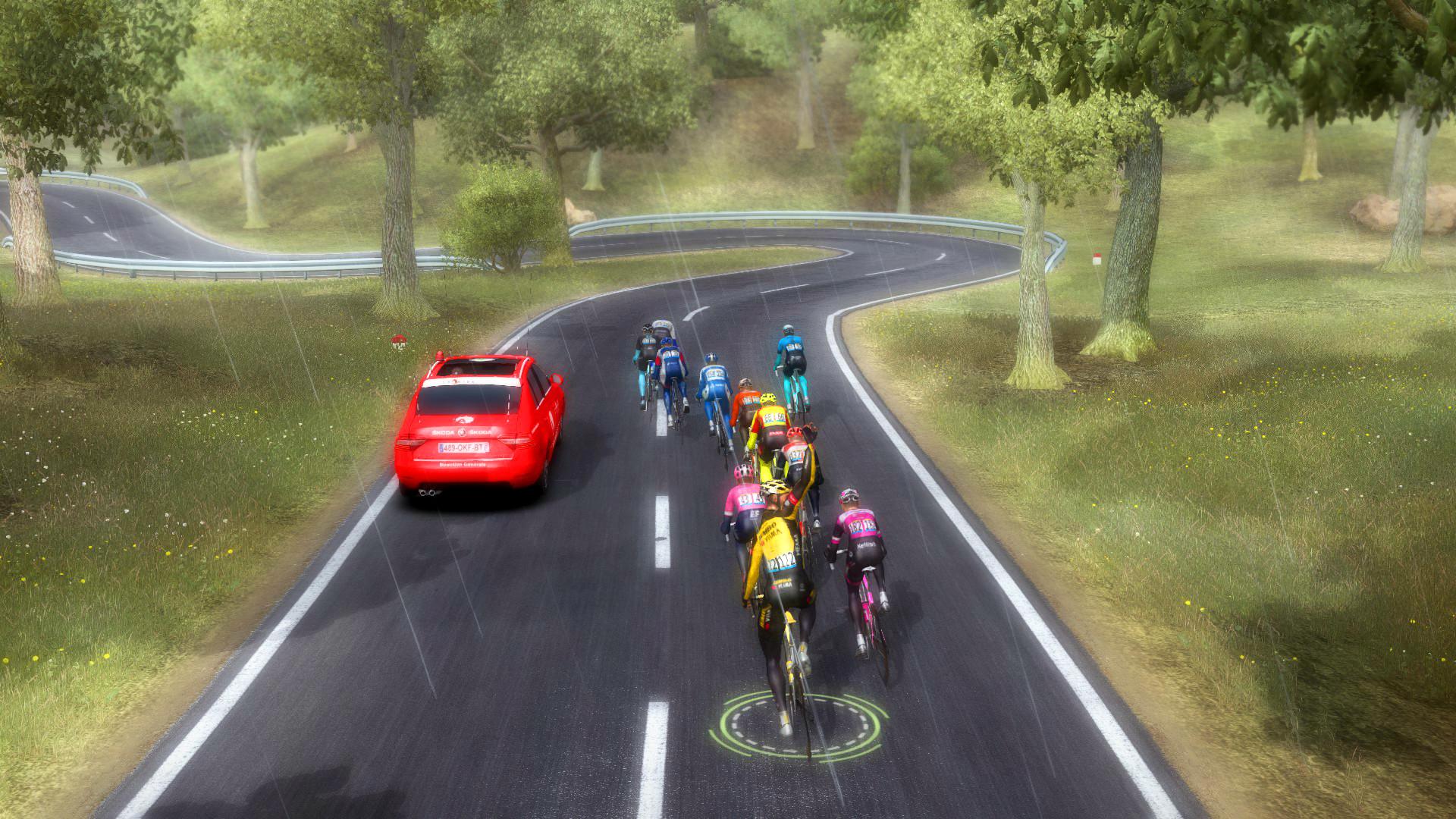 职业自行车经理2021
