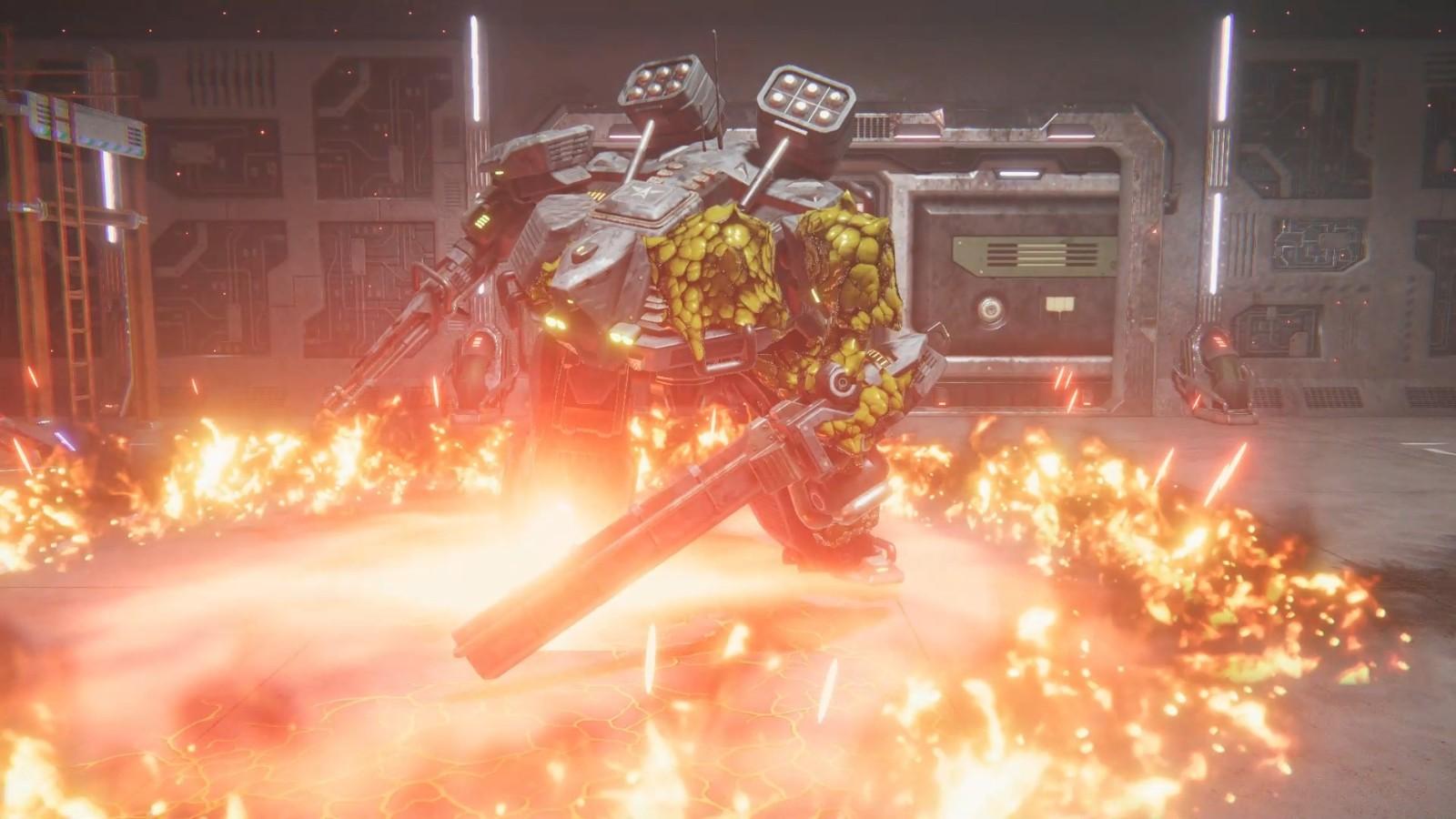 科幻动作游戏《黑风》第四季度最新发售-iD游源网