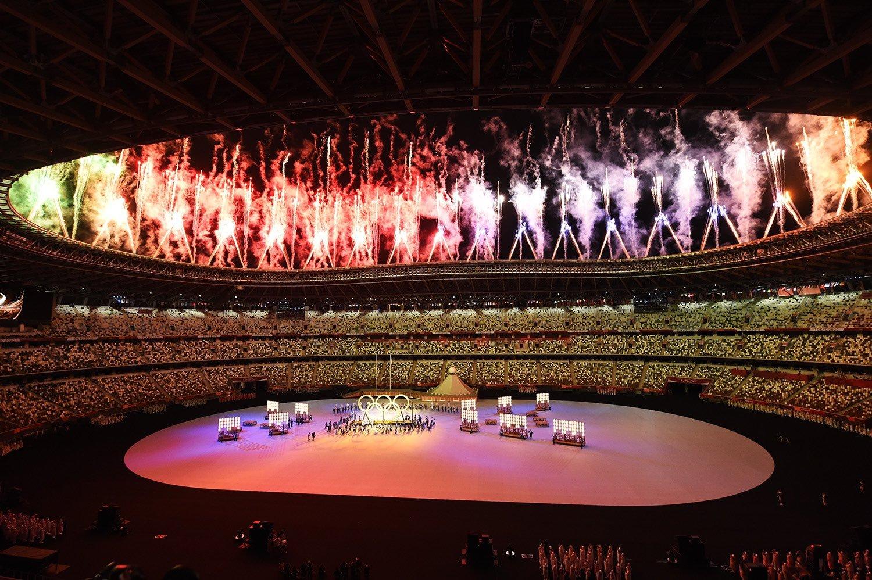 东京奥运会:让人咂舌的奥运会