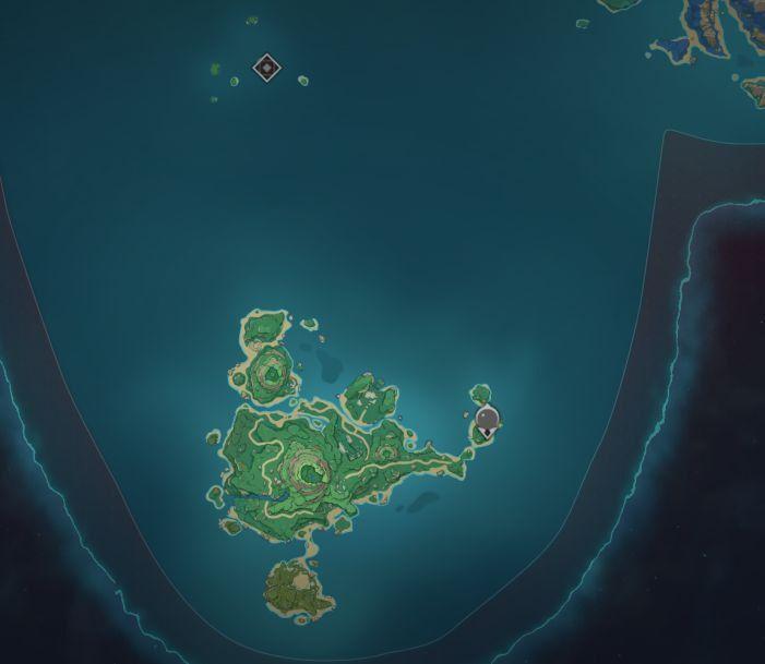 《原神》2.2版本新增地图爆料