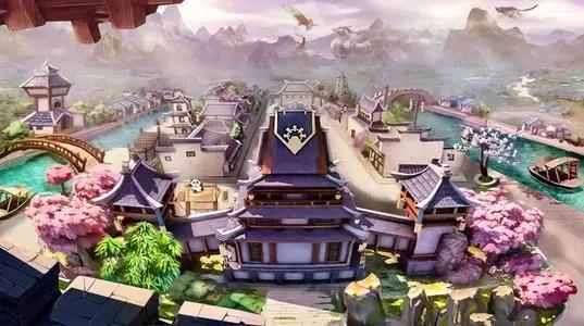 《天神镇》如何建造学院心得