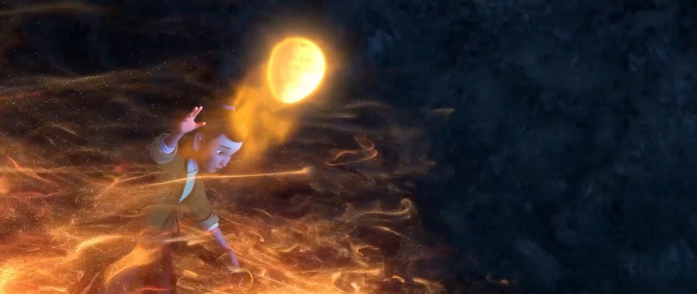 7月16日正式上映《济公之降龙降世》又一个国产3D动画