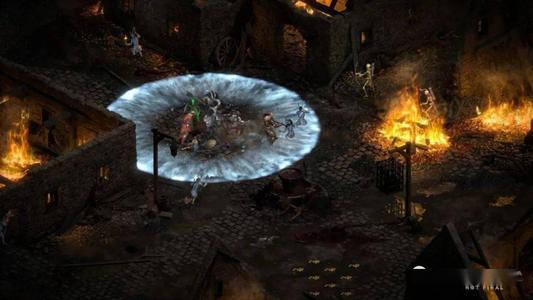 《暗黑破坏神2重制版》电法高效刷图方法分享