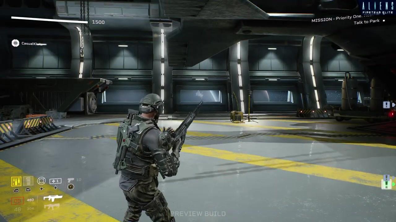 《异形:火力小队》最新Alpha测试开始