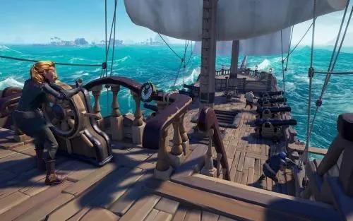 《盗贼之海》火药桶有什么用处-iD游源网