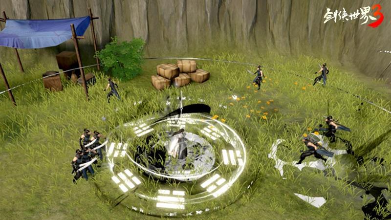 一代世界一代豪情《剑侠世界3》全新游戏测评