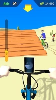 山地障碍自行车