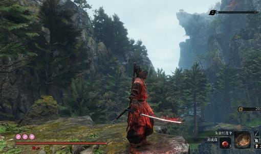 《只狼:影逝二度》飞雪刀术附魔常驻MOD