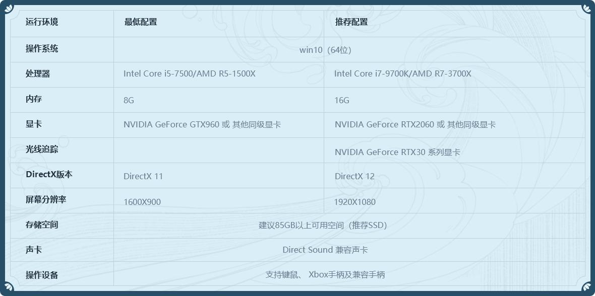 超强配置《仙剑奇侠传7》RTX30显卡开启光追