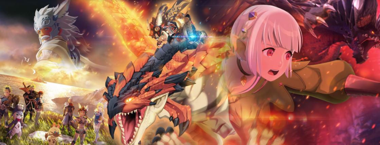 8月5免费更新销量突破《怪物猎人物语2:毁灭之翼》100万