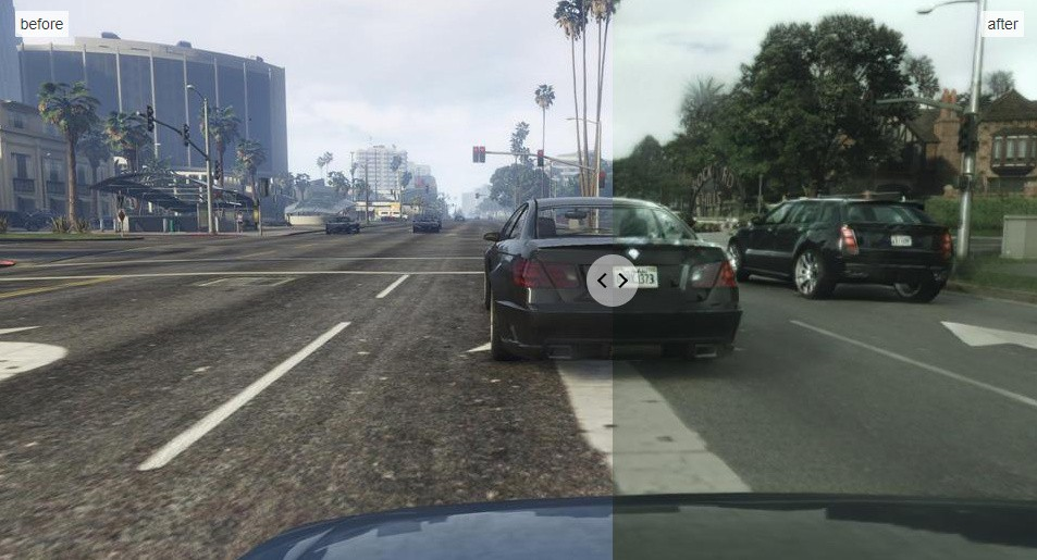 AI算法《GTA5》让你感受更加真实感