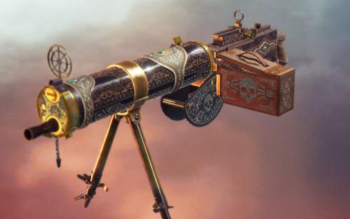 《战地1》M1917机枪武器有啥特点啊