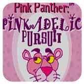 粉红色的黑豹