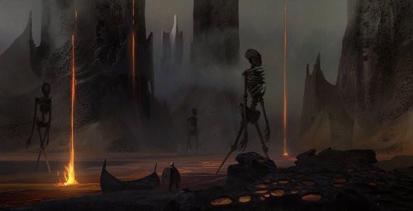《刺客信条:英灵殿》九大世界补全?新地图穆斯贝海姆曝光。