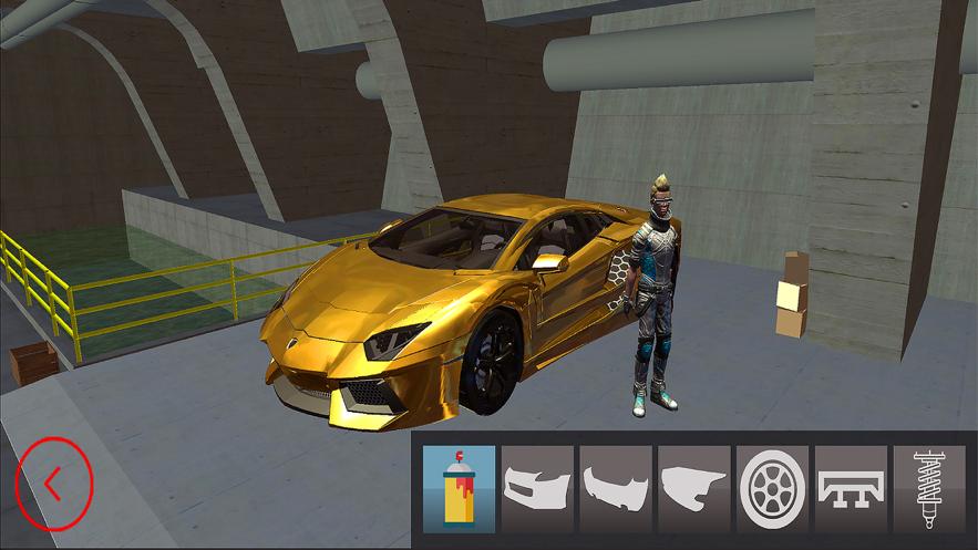 City Car Driver Sim 2021