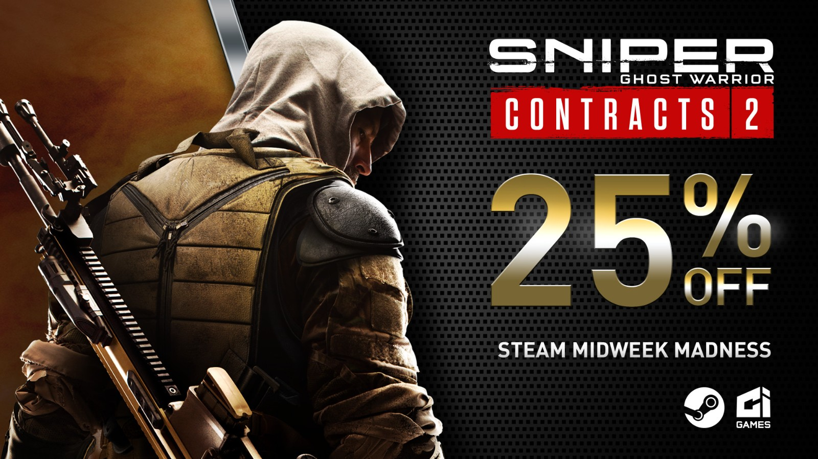 """《狙击手:幽灵战士契约2》免费DLC""""屠夫的盛宴""""正式开启"""