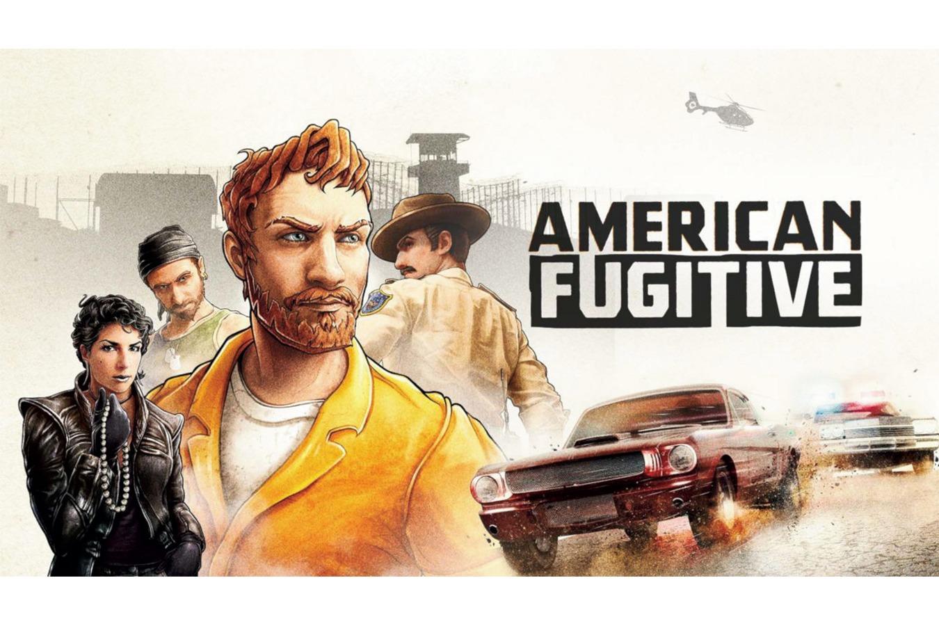 8月27日发售《美国逃犯》中文版本登陆PS4/NS