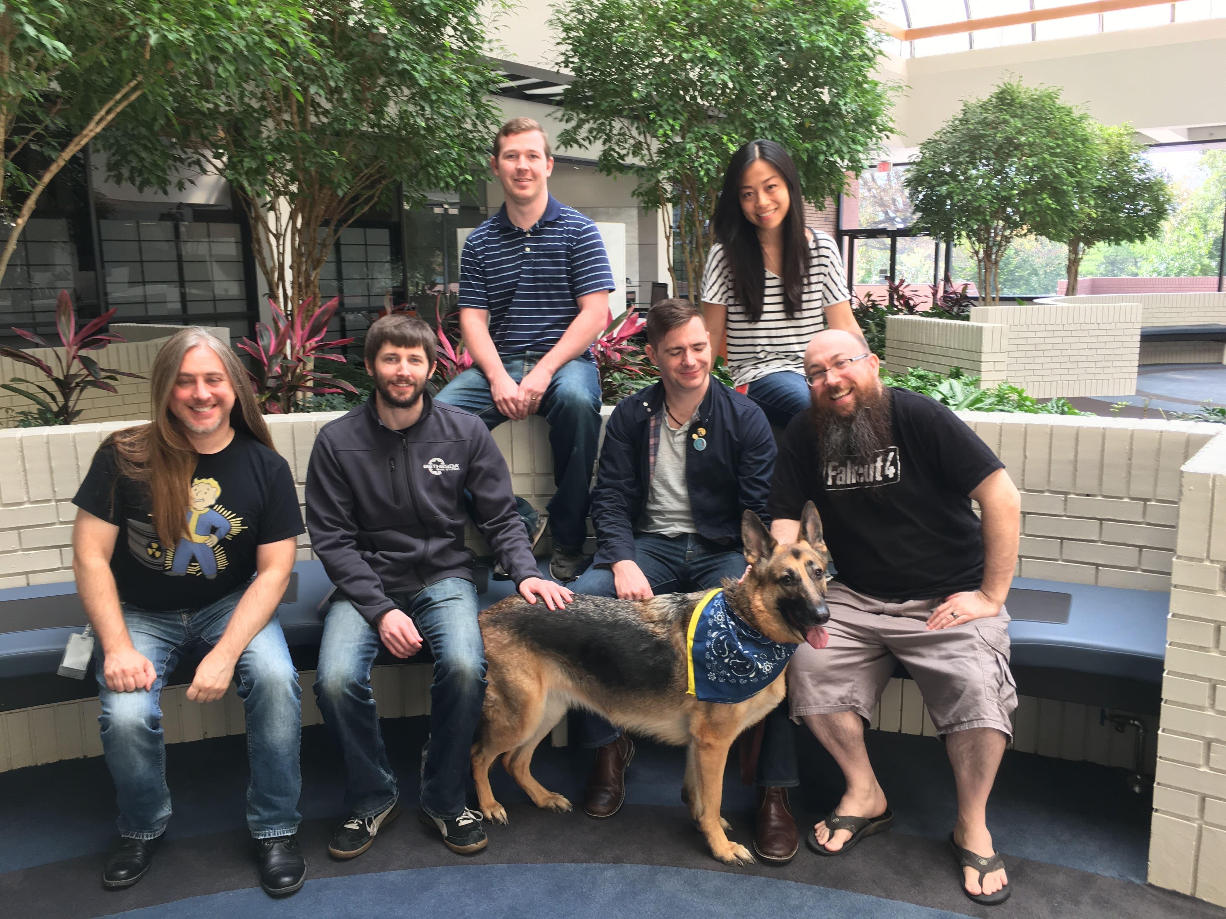 Xbox联合B社捐款《辐射4》狗肉原型-iD游源网