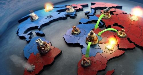 维京传奇《战争与文明》一起来征服世界吧
