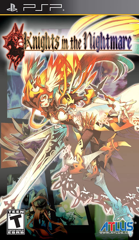 超经典SRPG《噩梦骑士》正式推出复刻版本