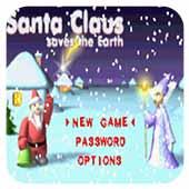 圣诞老人救地球