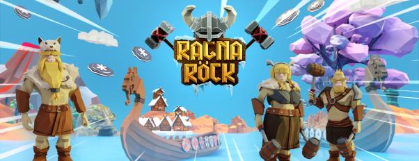 金属摇滚VR节拍《Ragnarock》在Steam上线-iD游源网