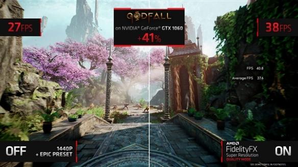 AMD全新LDSS到来,游戏帧数可以2倍提升