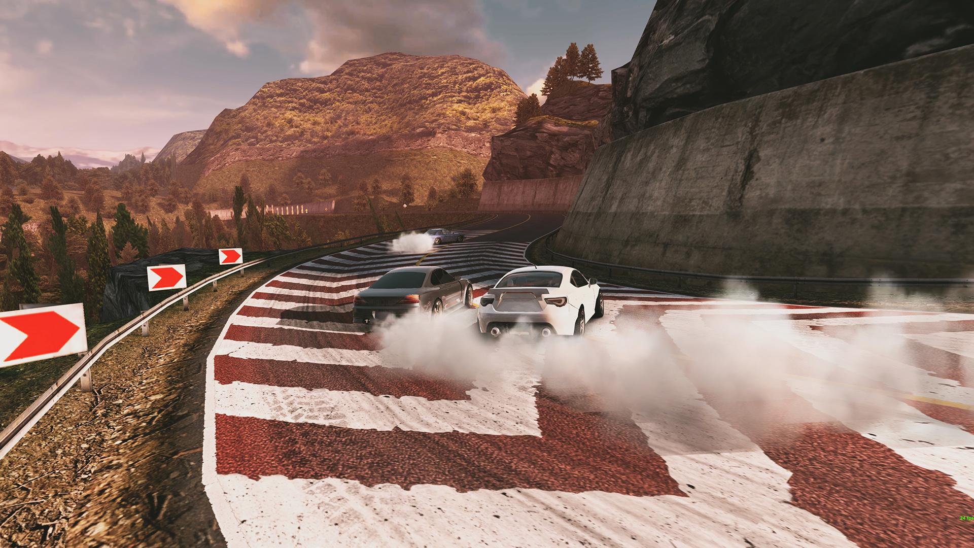 GTR漂移赛车