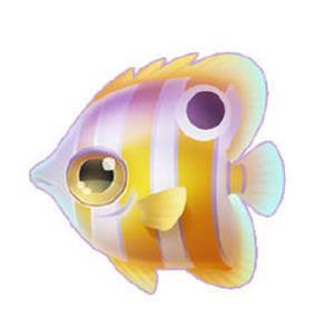 摩尔庄园手游蝴蝶鱼位置分享-摩尔庄园手游蝴蝶鱼在哪