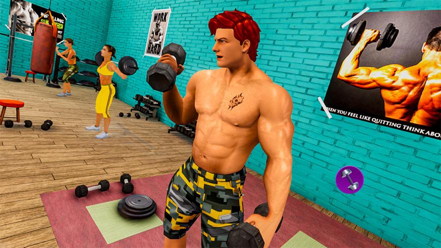 玛玛健身房锻炼健康大亨