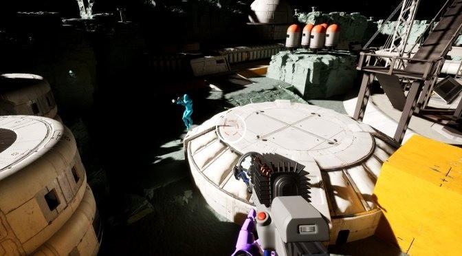免费虚幻5《微光战斗》全新的射击游戏