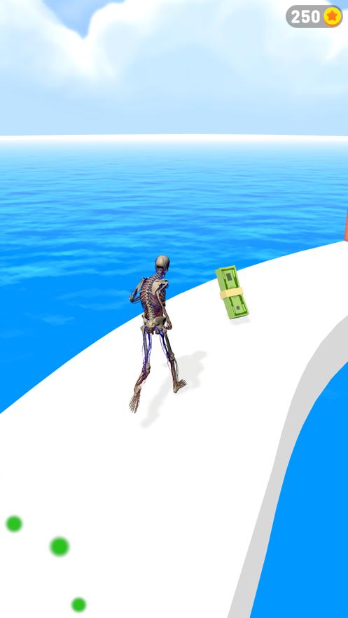 人类赛跑3D比赛
