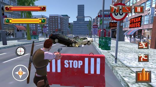 抢劫高手3D