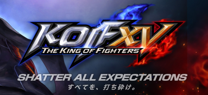 《拳皇15》全新战斗舞台正式开启