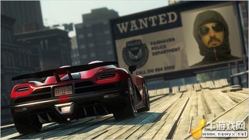 《极品飞车17:最高通缉》首个DLC急速包公开