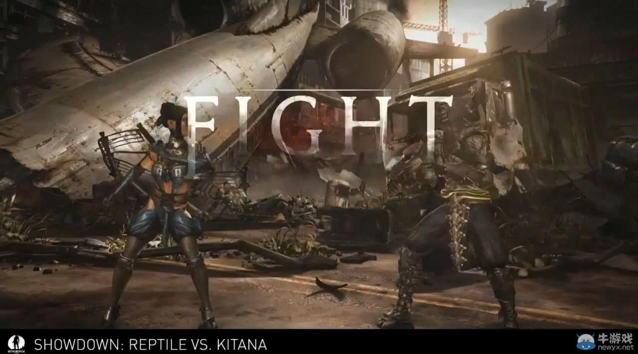 《真人快打10》多段游戏影像介绍两位登场角色