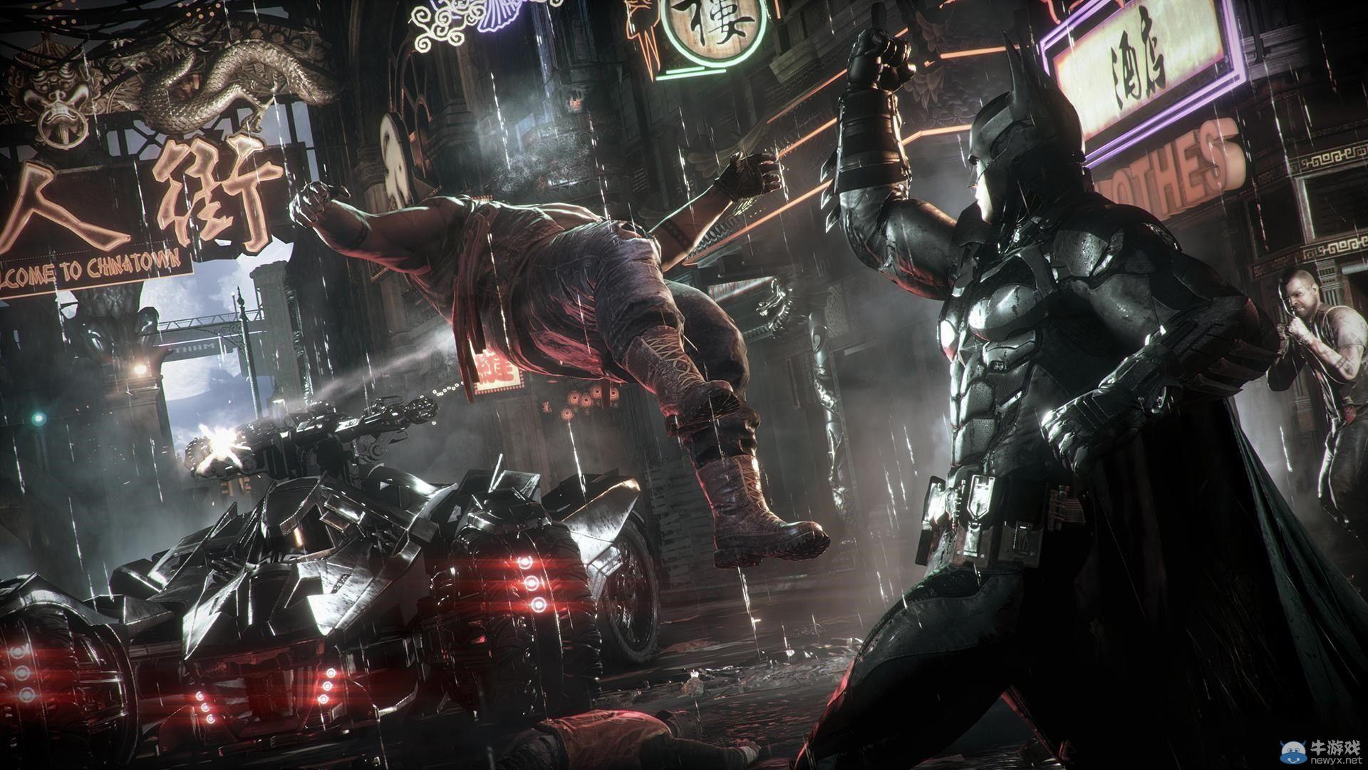 《蝙蝠侠:阿甘骑士》开发工作已接近完成:好期待