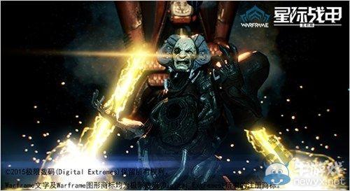 《星际战甲:主机版》官方剧情视频首度曝光