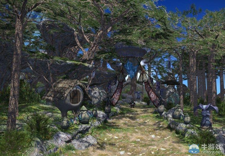 《最终幻想14:苍天之伊修加德》三段新影像