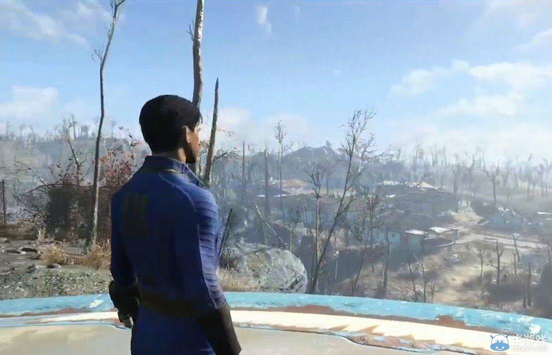 《辐射4》游戏时长超400个小时:可玩性非常高