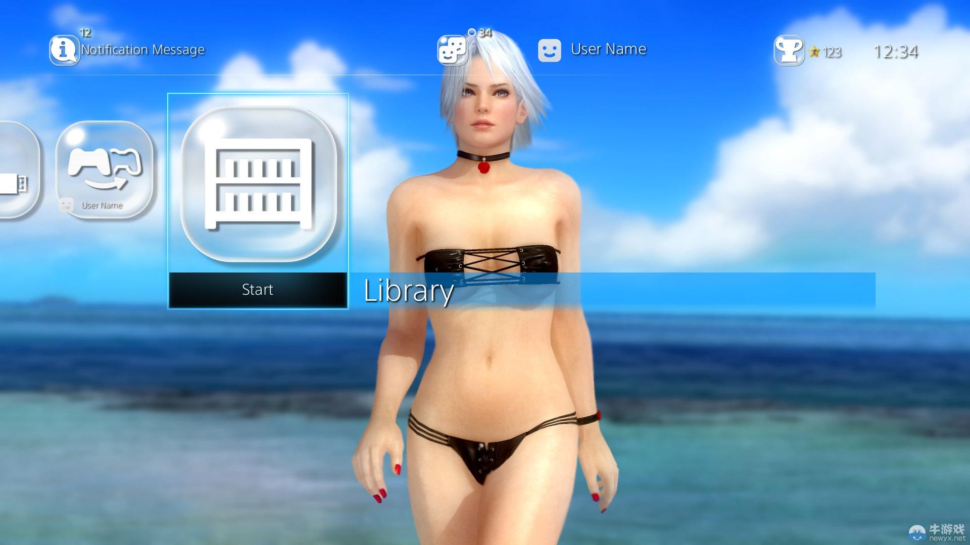 《死或生5》夏日泳装主题发布:沙滩排球新作截图即视感!