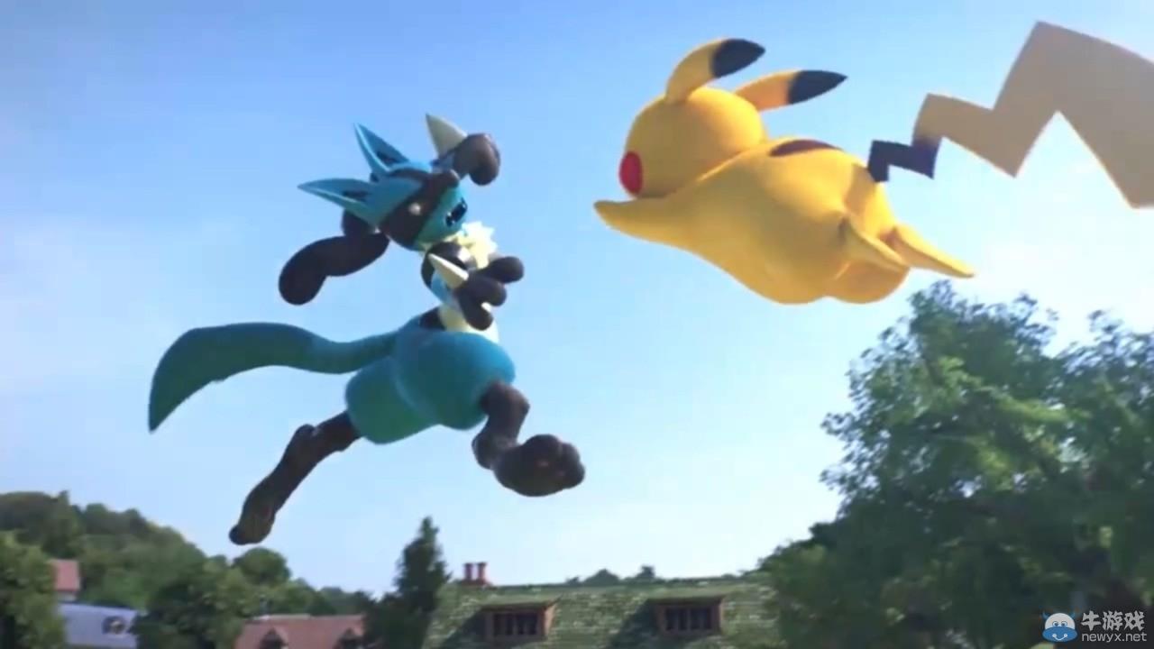 《口袋铁拳锦标赛》开场动画公布 黑暗超梦霸气登场