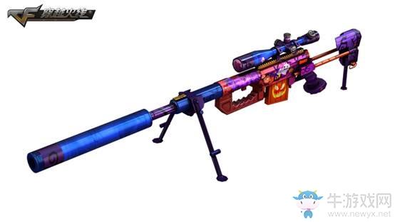 《CF》火线币商城更新 全新武器上架喽