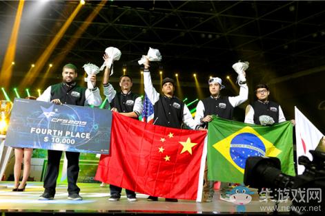 cfs马尼拉国际邀请赛 AG顺利拿下冠军