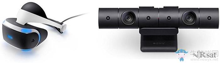 400美元的PSVR默认套装现可获赠摄像头,国行会有吗?