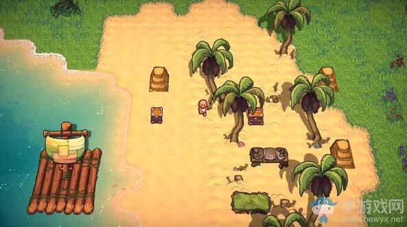 Steam夏季游戏节:冒险沙盒游戏《岛屿生存者》已开启免费试玩