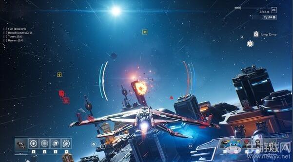 Steam夏季游戏节:太空模拟游戏《永恒空间2》已开启免费试玩